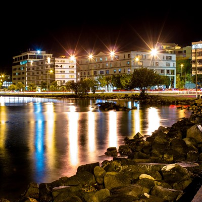 Castries Waterfront